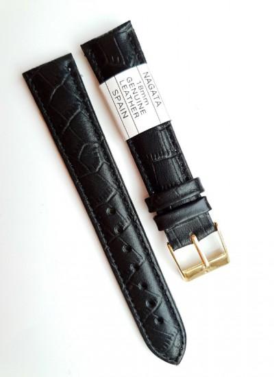 """Ремешки для часов """"Nagata"""" (размер 18мм) Цвет в ассортименте"""