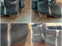 Обтяжка (реставрация) каблуков