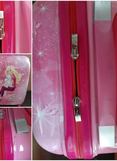 Замена замка (чемодан детский)