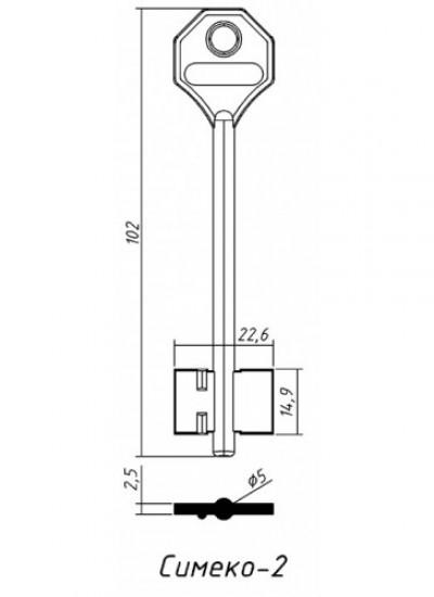 Д430 СИМЕКО 2 (желтый)