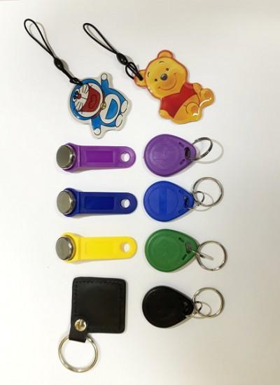 Изготовление домофоновых ключей