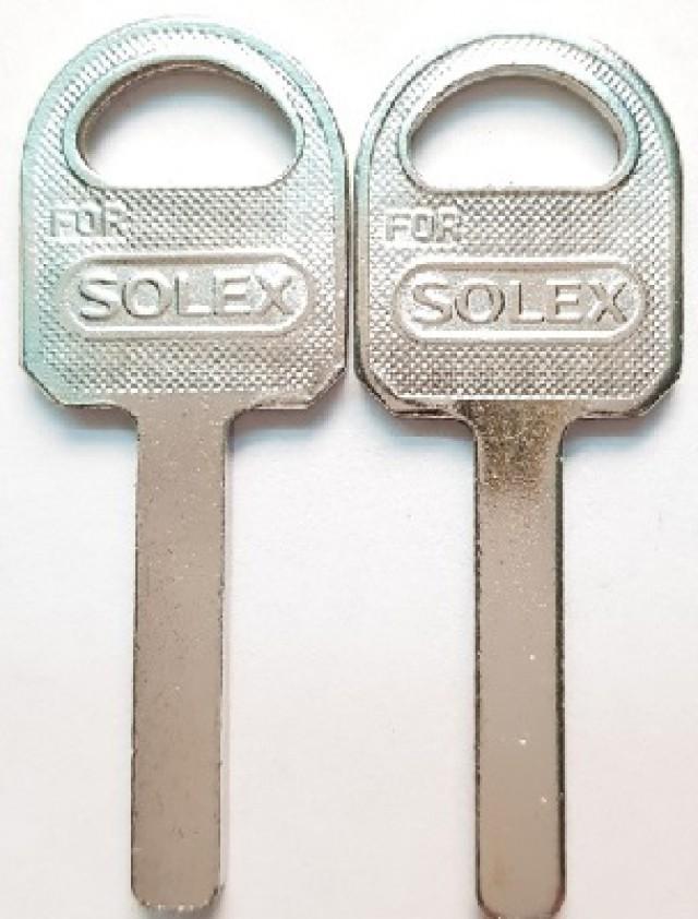 Ф8 SOLEX квадрат без паза КНР