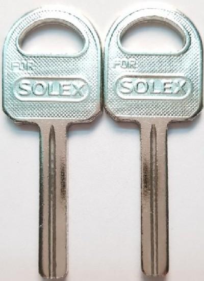 Ф9 SOLEX квадрат с пазом КНР