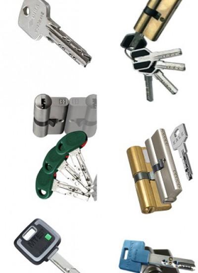 Изготовление перфорированных ключей