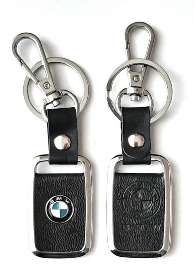 Брелок BMW с карабином и кольцом