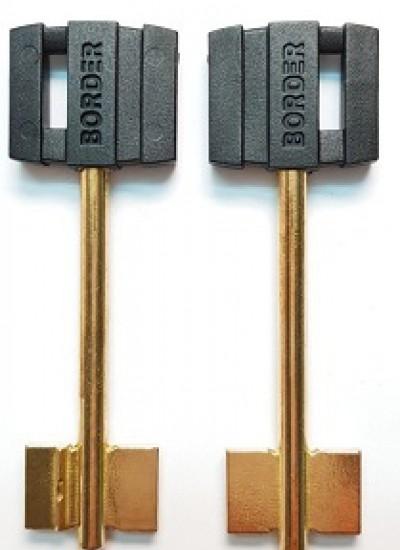 Д465 Бордер-3 (желтый)