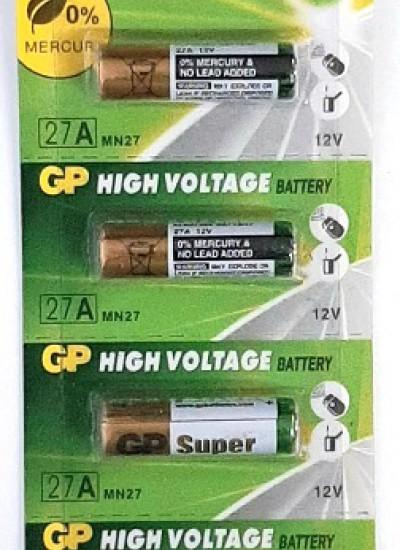 Батарейка GP 27A BL-5