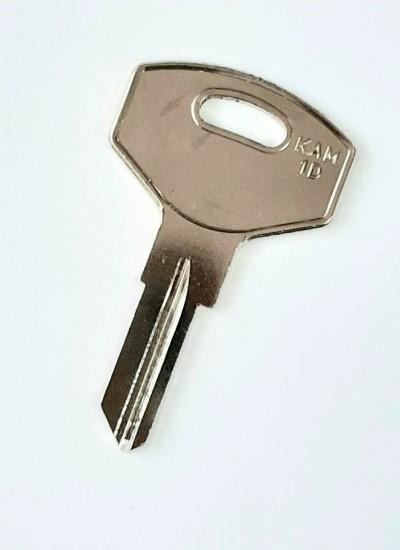 Заготовка ключа на грузовой автомобиль КамАЗ KAM 1D