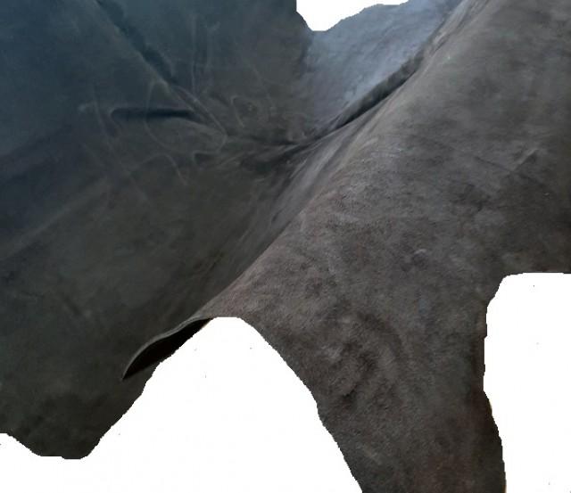 Кожа натуральная (КРС ременная растит. дубление Цельная кожа, толщ. 3,5-3,7 цвет шоколад)