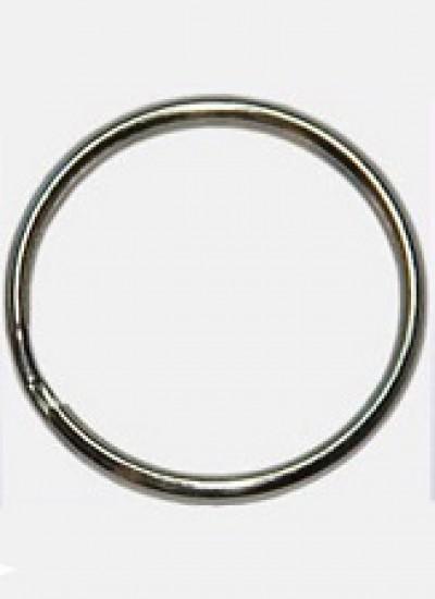 кольцо 25 mm круглое для ключей