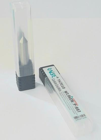 Копир для фрезы 1,0 мм КНР