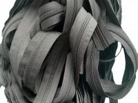 Молния рулонная, спираль Т-7, т. коричневый