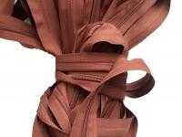 Молния рулонная, спираль Т-7, коричневый
