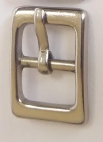 ПРЯЖКА ОБУВНАЯ 10mm (14946) никель