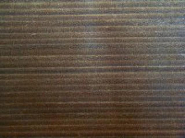 Обтяжка каблучная коричневая