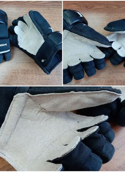 Ремонт хоккейных перчаток