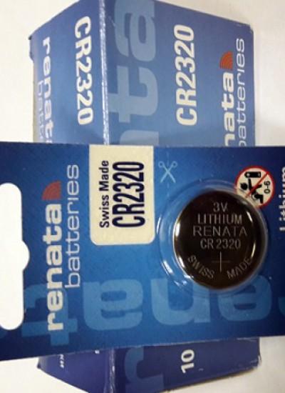 Батарейки фирмы RENATA 2320