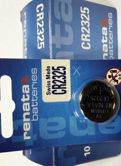 Батарейки фирмы RENATA 2325