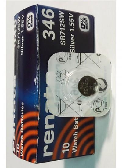 Батарейки фирмы RENATA 346