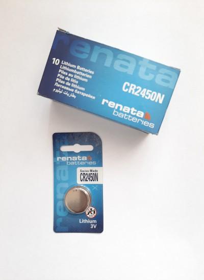 Батарейки фирмы RENATA 2450