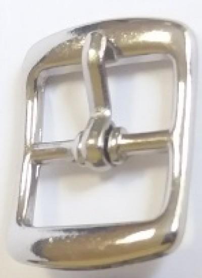 ПРЯЖКА ОБУВНАЯ 12mm (A3965) никель