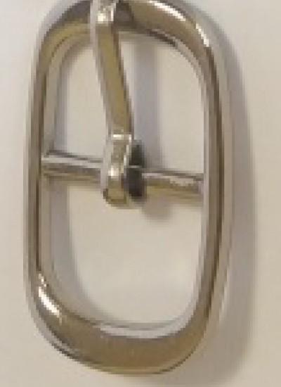 ПРЯЖКА ОБУВНАЯ 12mm (9552) никель