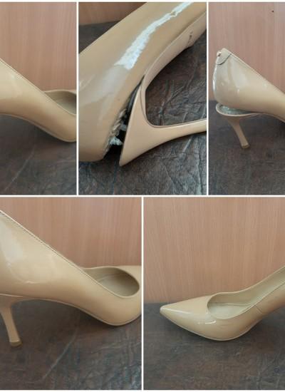 Укрепление каблуков/супинаторов (женские)