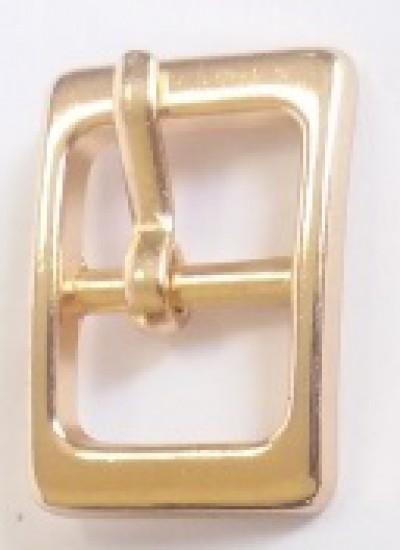 ПРЯЖКА ОБУВНАЯ 10mm (14946) золото