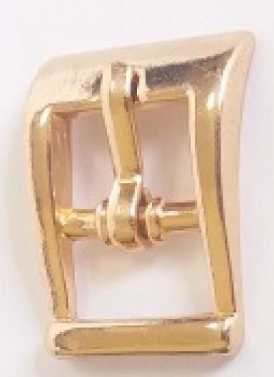 ПРЯЖКА ОБУВНАЯ 10mm (20849) золото